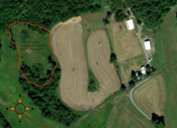 Partial Aerial view of Martin Acres circa 2017-2019(?)